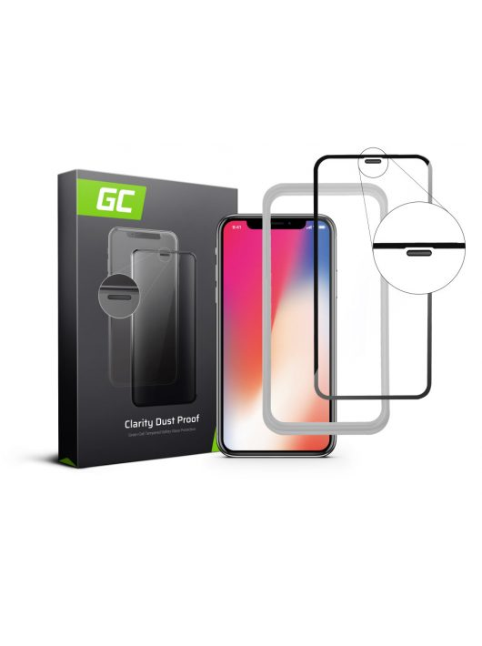 GC Clarity Dust Proof Screen Protector for Apple iPhone X/XS