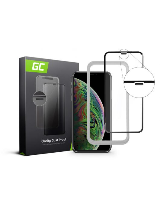 GC Clarity Dust Proof Screen Protector for Apple iPhone XS Max
