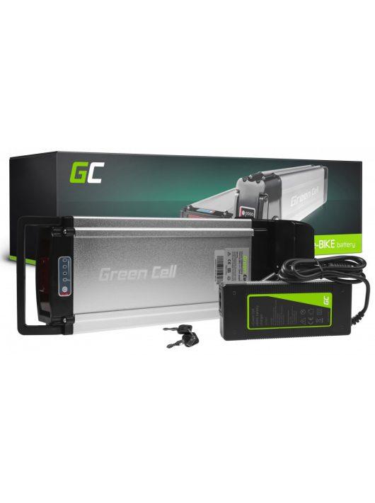 Green Cell Elektromos kerékpár akkumulátor / akku 36V 12Ah 432Wh Rear Rack E-Bike Pedelec