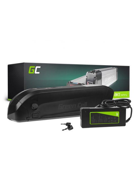 Elektromos kerékpár akkumulátor / akku 36V 12Ah 432Wh Down Tube E-Bike Pedelec