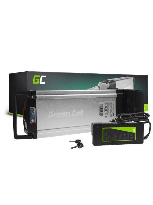 Green Cell Elektromos kerékpár akkumulátor / akku 24V 8.8Ah 211Wh Rear Rack E-Bike Pedelec