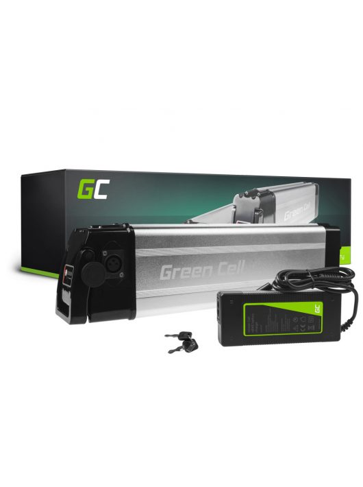 Elektromos kerékpár akkumulátor / akku 36V 11Ah 396Wh Silverfish E-Bike Pedelec