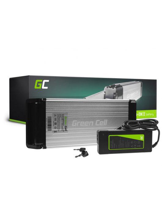 Green Cell Elektromos kerékpár akkumulátor / akku 36V 15Ah 522Wh Rear Rack E-Bike Pedelec