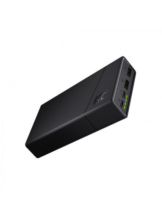 Power Bank  GC PowerPlay 20 20000mAh gyorstöltéssel 2x USB Ultra Charge és 2x USB-C Power Delivery 18W