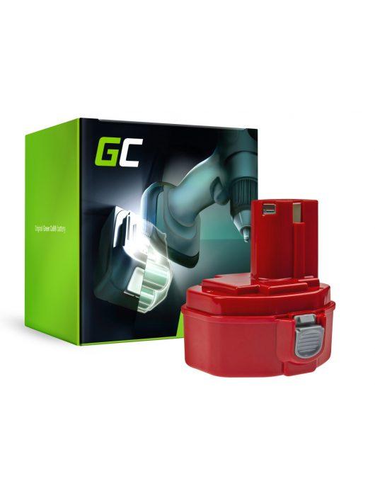 Green Cell® Battery Green Cell (2Ah 14.4V) for Makita 1420 1433 4033D 4332D 4333D 6228D 6337D