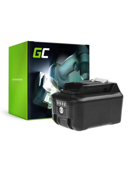 Green Cell akkumulátor / akku BL1016 BL1021B BL1040B BL1041B Green Cell (4Ah 12V) Makita DF031 DF331 HP330 HP331 TD110 TM30