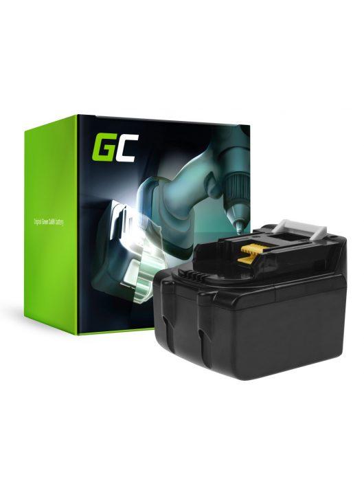Green Cell akkumulátor / akku (5Ah 14.4V) Makita BL1415 BL1430 BL1440