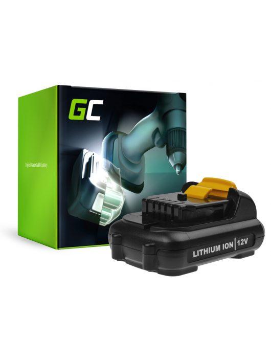 Green Cell akkumulátor / akku DCB180 Dewalt DCD740 DCD780 DCD980 DCF620 DCF880 DCN660 DCS350 DCS380