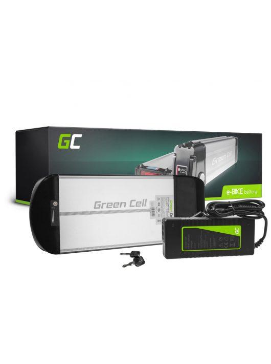 Green Cell Elektromos kerékpár akkumulátor / akku 36V 10Ah Rear Rack E-Bike Pedelec