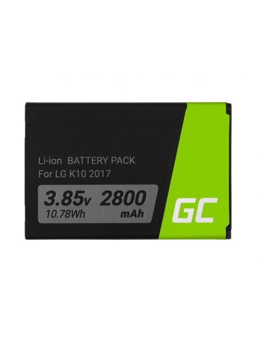 Green Cell Smartphone akkumulátor / akku BL-46G1F LG K10 2017