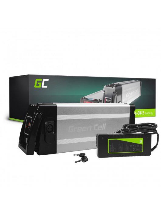 Green Cell Elektromos kerékpár akkumulátor / akku 48V 11Ah Silverfish E-Bike Pedelec