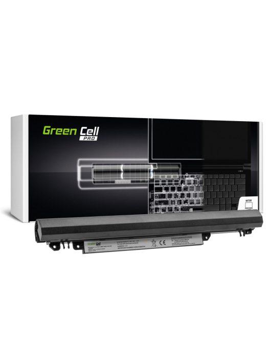 Green Cell Pro Laptop akkumulátor / akku L15C3A03 L15L3A03 L15S3A02 Lenovo IdeaPad 110-14IBR 110-15ACL 110-15AST 110-15IBR