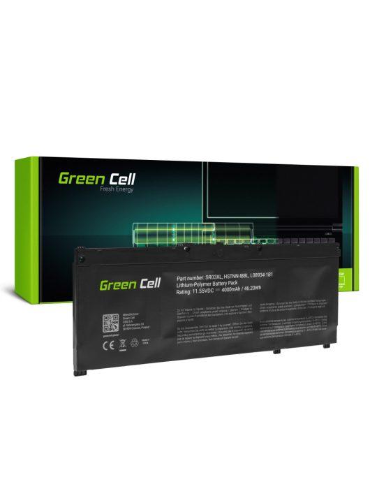 Laptop akkumulátor / akku SR03XL HP Omen 15 15-DC 17 17-CB 17-CB0006NW 17-CB0014NW Pavilion Gaming 17 17-CD 17-CD0014NW HP170