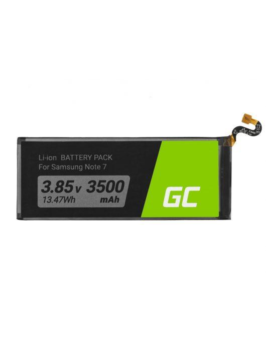 Green Cell Smartphone akkumulátor / akku EB-BN930ABE Samsung Galaxy Note 7