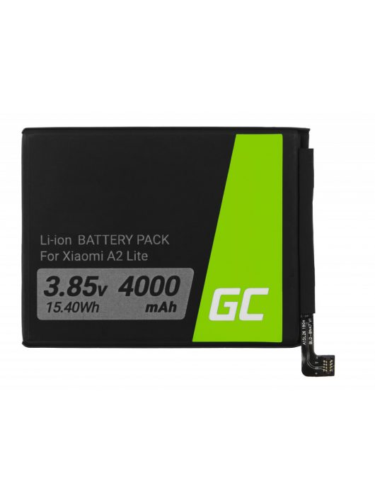 Green Cell Smartphone akkumulátor / akku BN47 Xiaomi Mi A2 Lite / Redmi 6 Pro