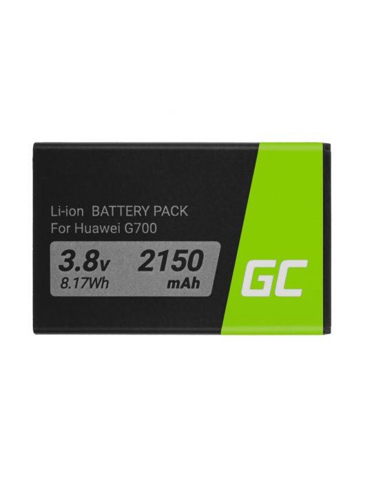 Green Cell Smartphone akkumulátor / akku HB505076RBC Huawei Y3 YIII