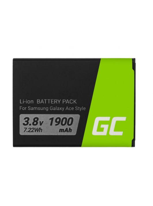 Green Cell Smartphone akkumulátor / akku EB-BG357BBE Samsung Galaxy Ace 4
