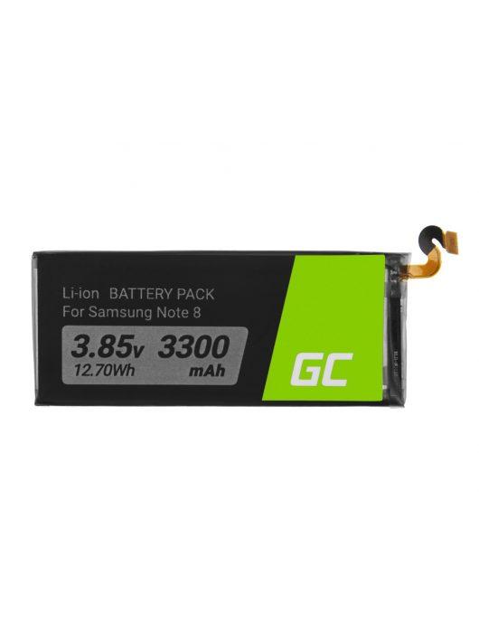 Green Cell Smartphone akkumulátor / akku EB-BN950ABE Samsung Galaxy Note 8