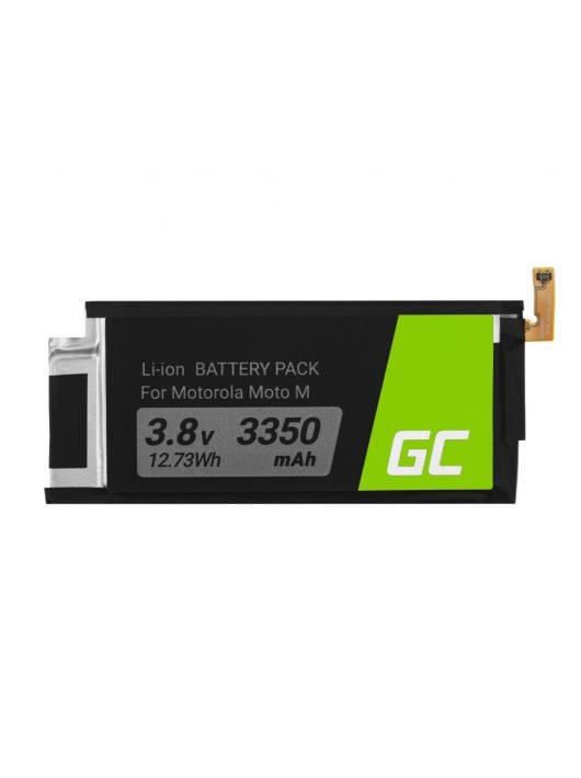 Green Cell Smartphone akkumulátor / akku FB55 Motorola Moto X Force Moto M