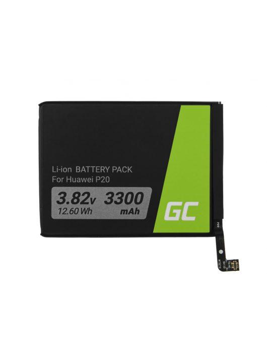 Green Cell Smartphone akkumulátor / akku HB396285ECW Huawei P20 / Honor 10