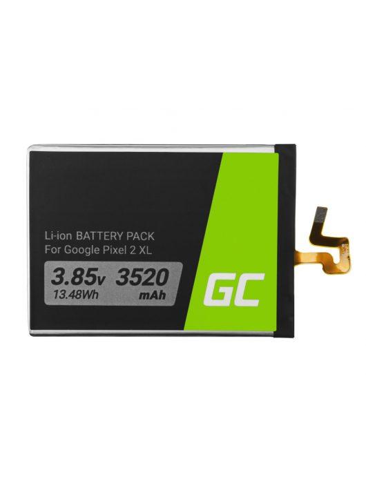 Green Cell Smartphone akkumulátor / akku BL-T35 Google Pixel 2 XL