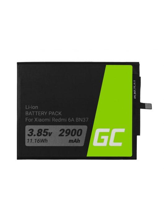 Green Cell Smartphone akkumulátor / akku BN37 Xiaomi Redmi 6A