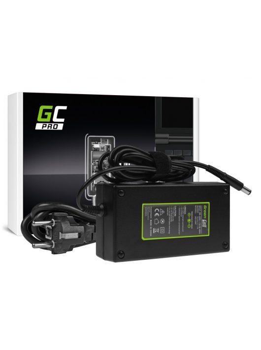Green Cell PRO Töltő 19.5V 7.7A 150W PA-15 PA-5M10 DA150PM100-00 Dell Alienware M14x Dell Latitude E5450 E5550