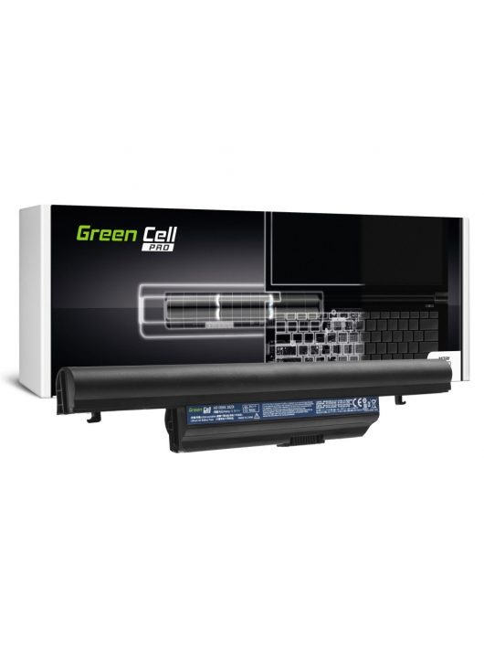 Green Cell Pro Laptop akkumulátor / akku AS10B31 AS10B75 AS10B7E Acer Aspire 5553 5745 5745G 5820 5820T 5820TG 5820TZG 7739