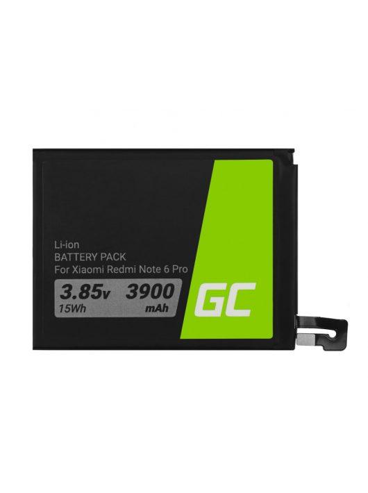 Green Cell Smartphone akkumulátor / akku BN48 Xiaomi Redmi Note 6 Pro