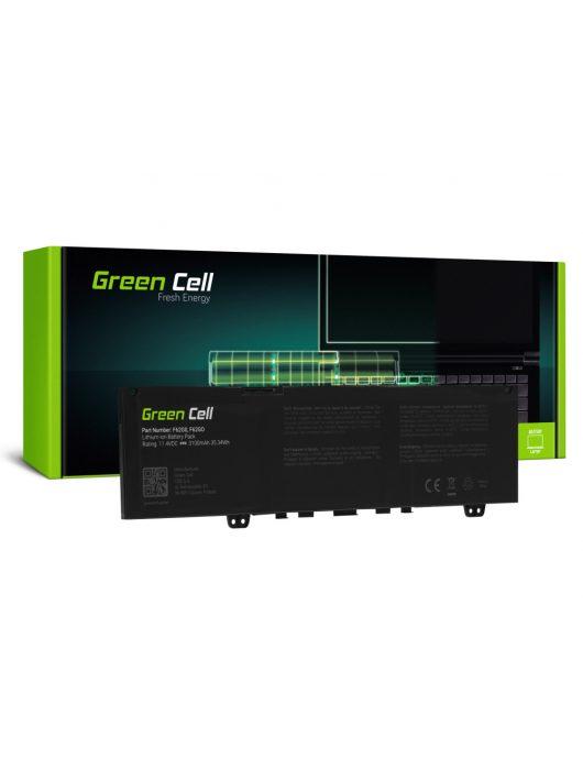 Green Cell Pro Laptop akkumulátor / akku F62G0 Dell Inspiron 13 5370 7370 7373 7380 7386, Dell Vostro 5370