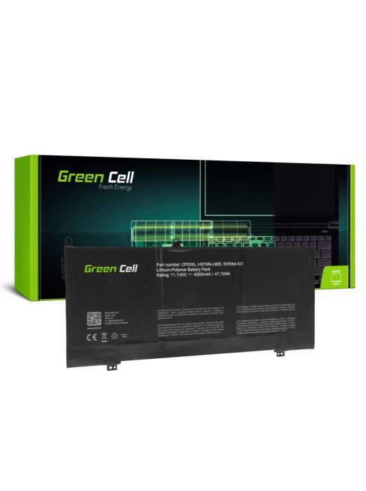 Green Cell Pro Laptop akkumulátor / akku CP03XL battery HP Specter x360 13-AE 13-AE001NW 13-AE002NW 13-AE003NW