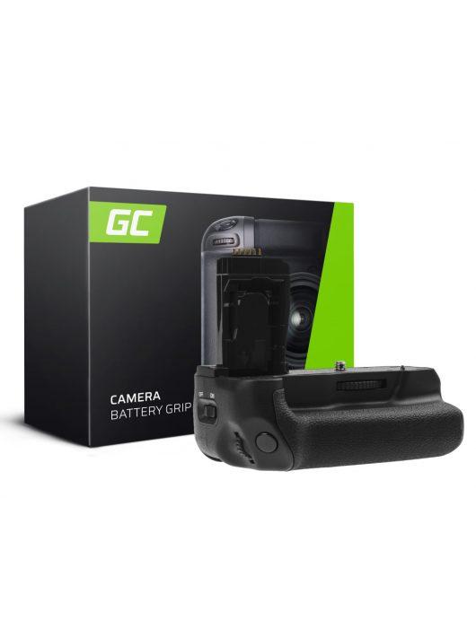 Green Cell Digitális kamera akkumulátor / akku BG-E18 camera Canon EOS 750D T6i 760D T6s