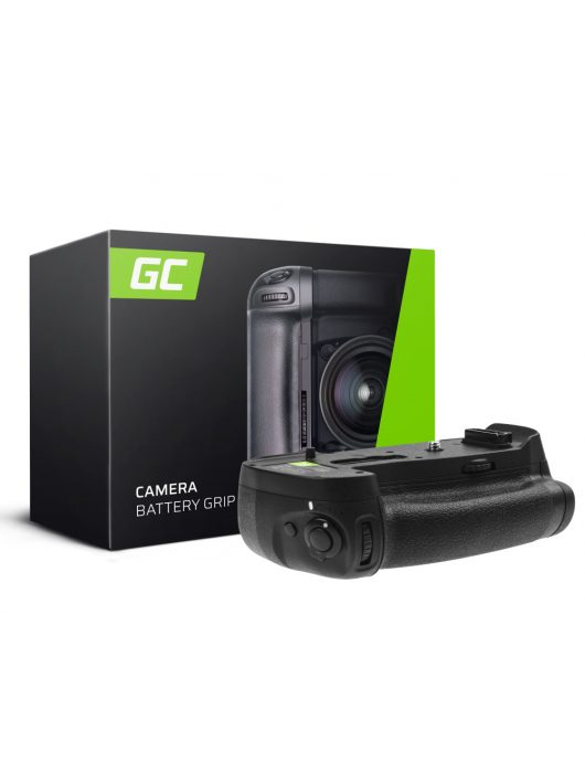 Green Cell Digitális kamera akkumulátor / akku MB-D18 camera Nikon D850