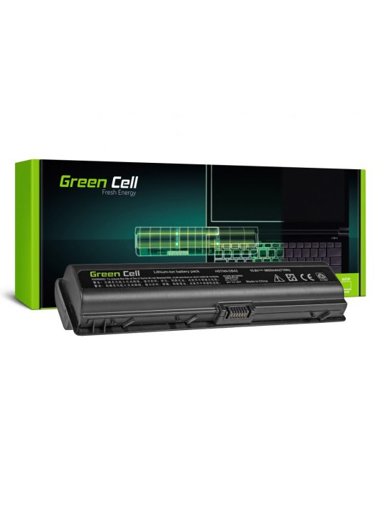 Green Cell Laptop akkumulátor / akku HP Pavilion DV2000 DV6000 DV6500 DV6700 Compaq Presario 3000
