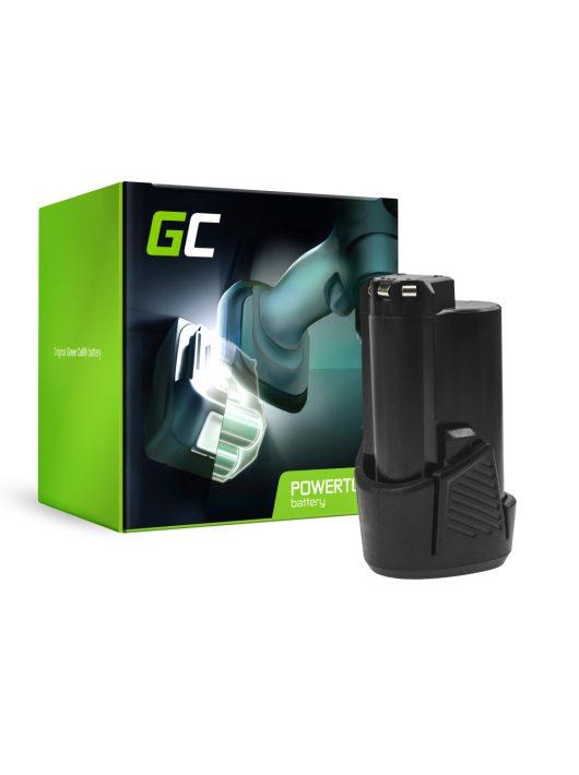 Green Cell akkumulátor / akku (2Ah 12V) 5130200008 BSPL1213 B-1013L Ryobi RCD12011L RMT12011L RRS12011L BB-1600 BHT-2600