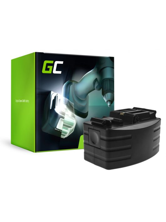Green Cell akkumulátor / akku (3Ah 12V) 489003 489731 BPH12T Festool TDD BPH BP BPH 12 12T ES FX MH