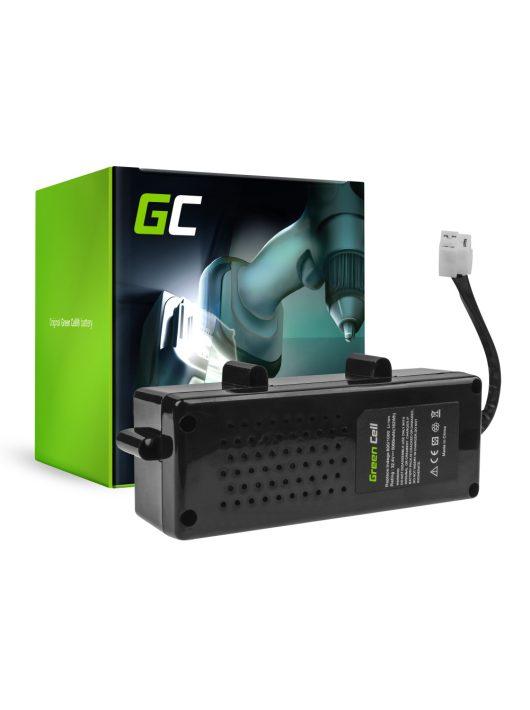 Green Cell kéziszerszám akkumulátor / akku F016104299 Bosch Indego 800 850 1000 1100 1200 Connect
