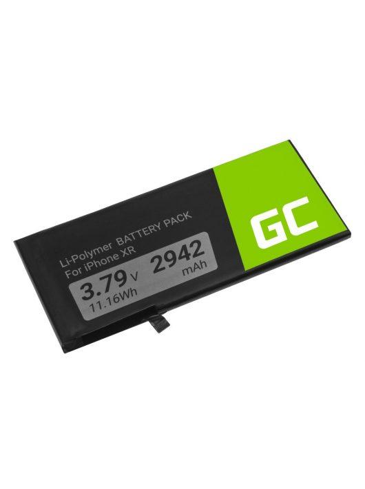 Green Cell Smartphone akkumulátor / akku A2105 Apple iPhone XR + tools