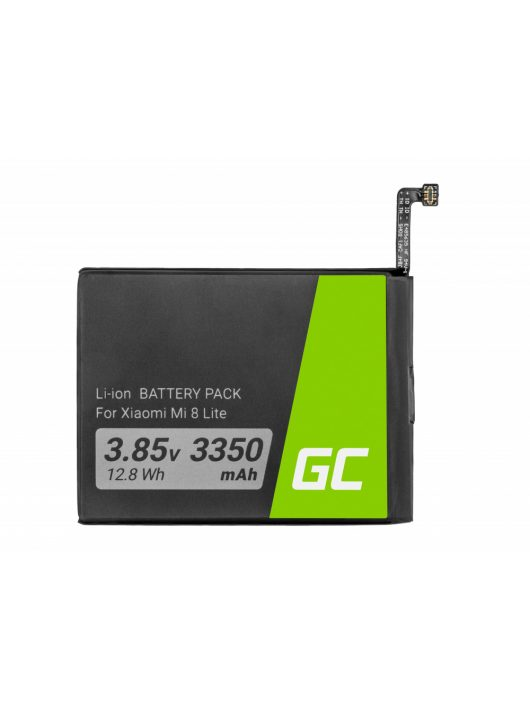 Green Cell Smartphone akkumulátor / akku BM3J Xiaomi Mi 8 Lite