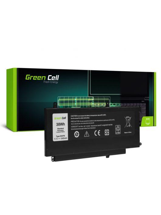 Green Cell Pro Laptop akkumulátor / akku D2VF9 Dell Inspiron 15 7547 7548 Vostro 14 5459