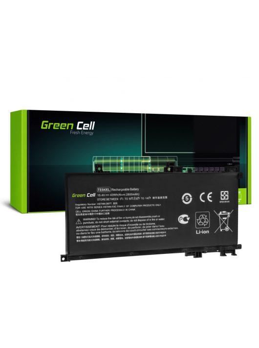 Pro Laptop akkumulátor / akku TE04XL HP Omen 15-AX202NW 15-AX205NW 15-AX212NW 15-AX213NW, HP Pavilion 15-BC501NW 15-BC505NW 15-BC507NW