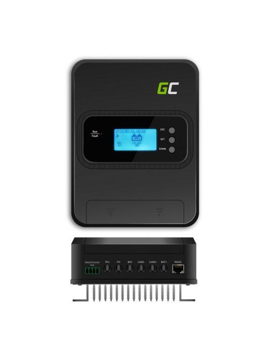 Solar vezérlő / töltés szabályzó MPPT 30A 12V/24V/36V/48V - PV 145V (VOC)