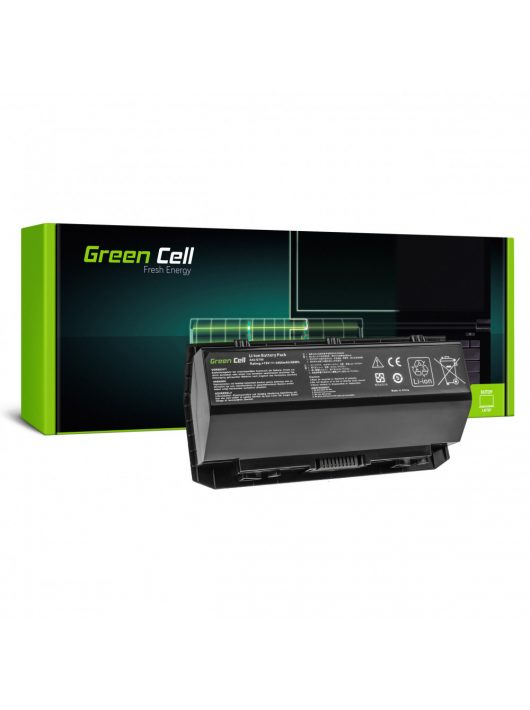 Laptop akkumulátor / akku A42-G750 Asus G750 G750J G750JH G750JM G750JS G750JW G750JX G750JZ