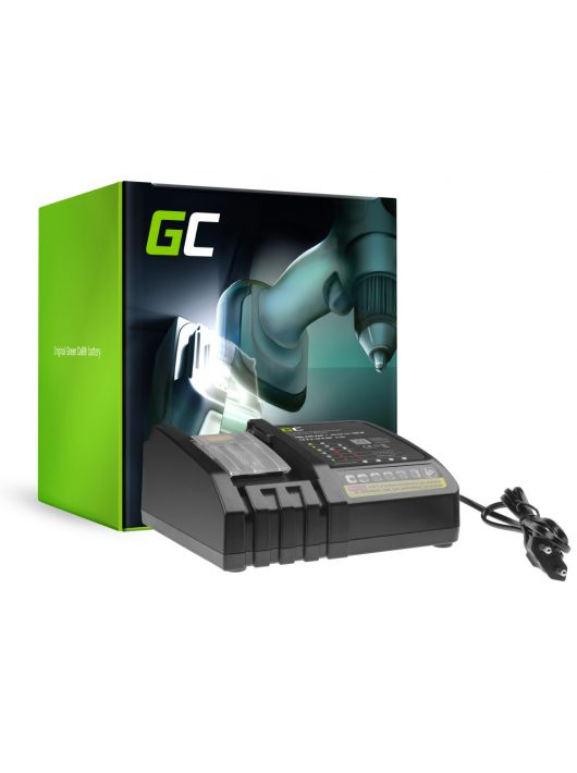 Green Cell Kéziszerszám akkumulátor / akku töltő SFC-7/18 Hilti Ni-MH/Ni-CD SF120A SFB120 SFB123 SFB125 SID121 TCD12