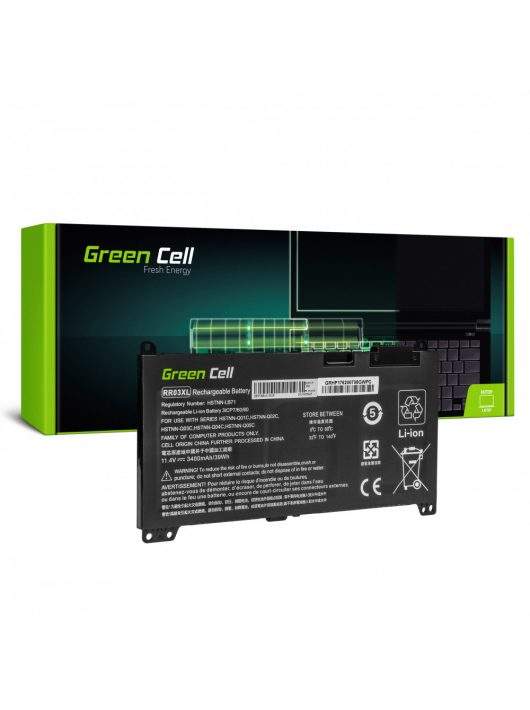 Laptop akkumulátor / akku RR03XL HP ProBook 430 G4 G5 440 G4 G5 450 G4 G5 455 G4 G5 470 G4 G5