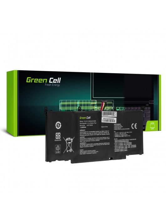 Green Cell Laptop akkumulátor / akku B41N1526 Asus FX502 FX502V FX502VD FX502VM ROG Strix GL502VM GL502VT GL502VY