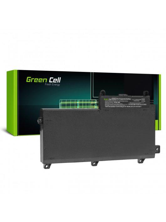 Green Cell Pro Laptop akkumulátor / akku CI03XL HP ProBook 640 G2 645 G2 650 G2 G3 655 G2