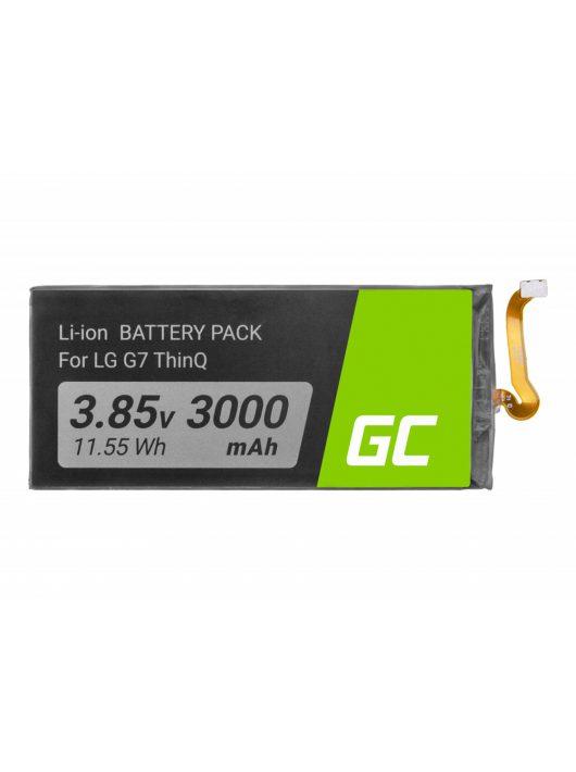 Green Cell Smartphone akkumulátor / akku BL-T39 LG G7 ThinQ
