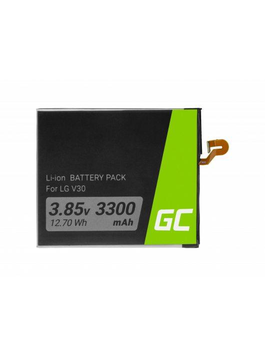 Green Cell Smartphone akkumulátor / akku BL-T34 LG V30