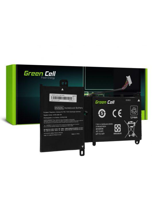 Laptop akkumulátor / akku HV02XL HP 11-F HP Pavilion x360 310 G2 11-K HP Spectre 13-4000